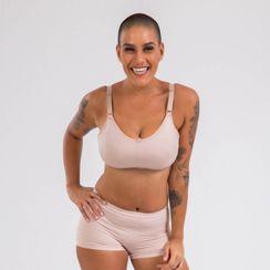 Sutiã/Top Mastectomia Micromodal